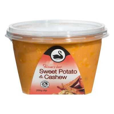 mom82923 reviewed Black Swan Dip Farmer's Best Potato & Cashew