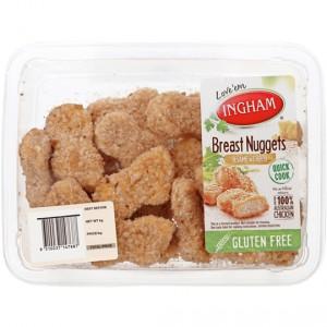 Ingham Chicken Breast Nuggets Gluten Free