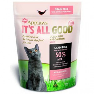 Applaws Adult Cat Food Ocean Fish With Salmon