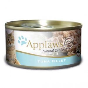 Applaws Cat Food Tuna Fillet Tins