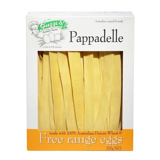 mom93821 reviewed Guzzi Pasta Pappardelle
