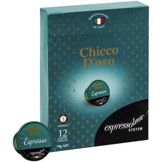 Espressotoria Chicco Doro Espresso Capsule
