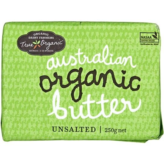 Australian Organic Unsalted Butter