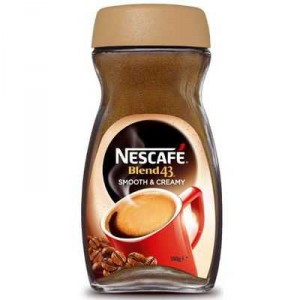 Nescafe Blend 43 Smooth & Creamy Coffee