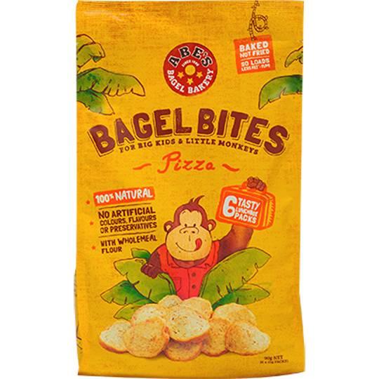 Abe's Pizza Bagel Bites