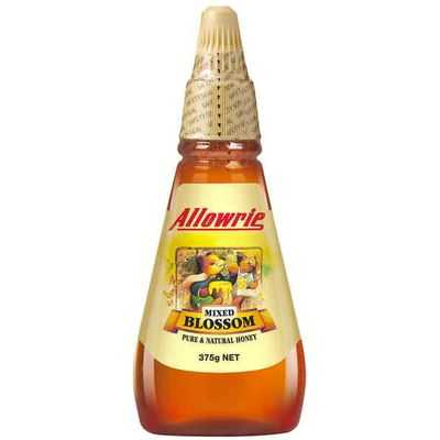 Allowrie Mixed Blossom Twist & Squeeze Honey