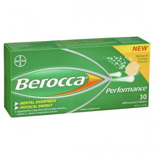 Berocca Performance Caffeine Free Effrvscnt Mngo & Orng