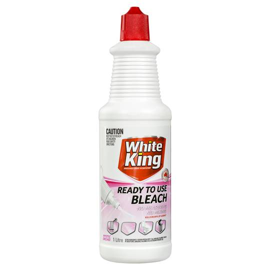 White King Bleach Ready To Use