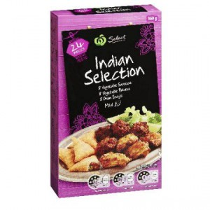 Select Indian Selection Mixed Pack 24 Pieces