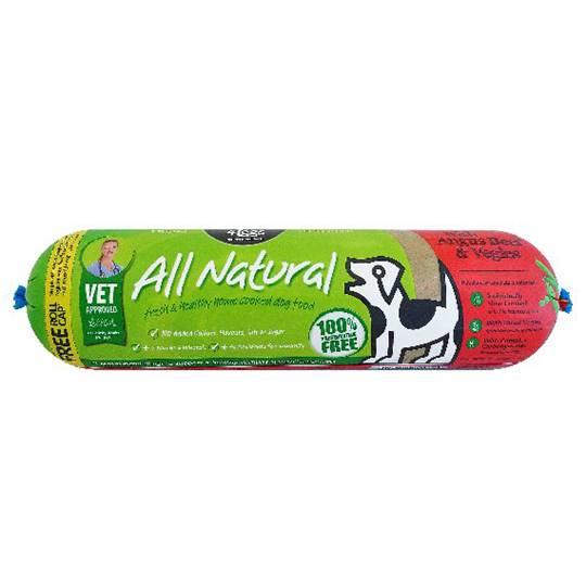 4legs All Natural Angus Beef Pasta & Veg