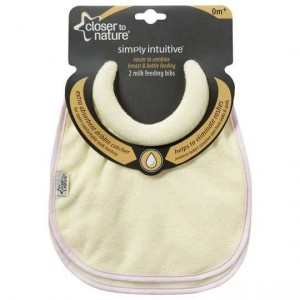 Closer To Nature Milk Feeding Bib