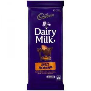 Cadbury Dairy Milk Chocolate Roast Almond