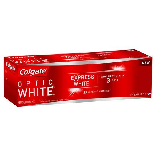 Colgate Optic White Toothpaste Express White