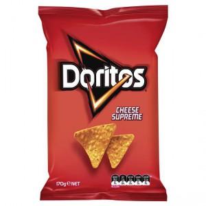Doritos Share Pack Cheese Supreme