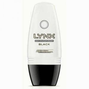 Lynx For Men Antiperspirant Deodorant Black Roll On