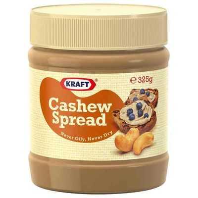 Kraft Smooth Cashew Spread