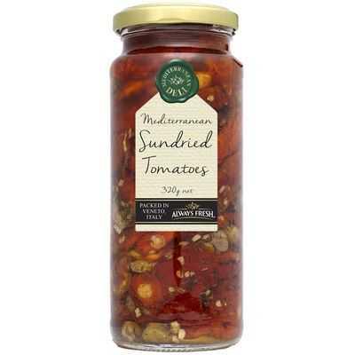 mom90511 reviewed Always Fresh Tomatoes Sun Dried Mediterranean Deli