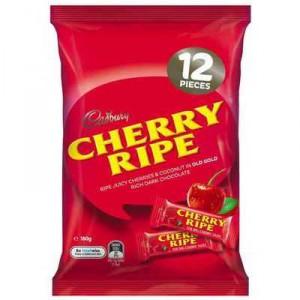 Cadbury Cherry Ripe Sharepack