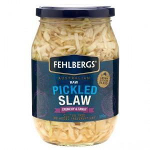 Fehlbergs Slaw Raw Pickled