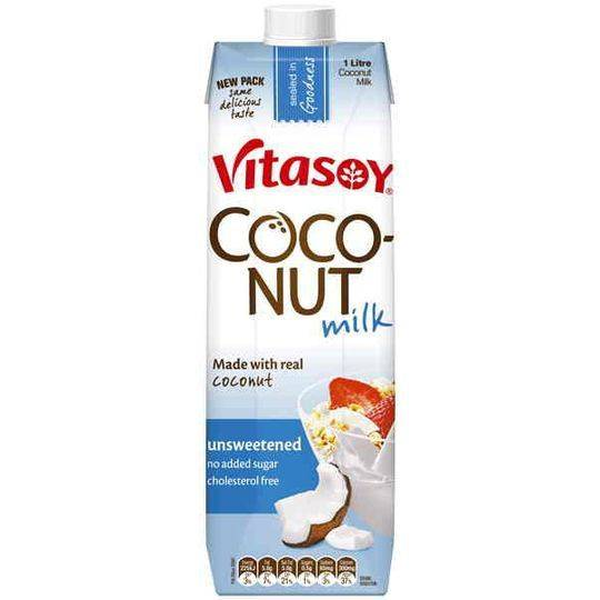 rachelvk reviewed Vitasoy Coconut Milk