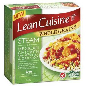 Lean Cuisine Steam Mexican Chicken