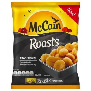 Mccain Oven Roasted Potato Traditional