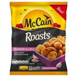 Mccain Oven Roasted Potato Rosemary & Garlic