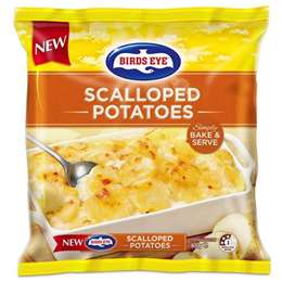 Misshenry reviewed Birds Eye Scalloped Potato