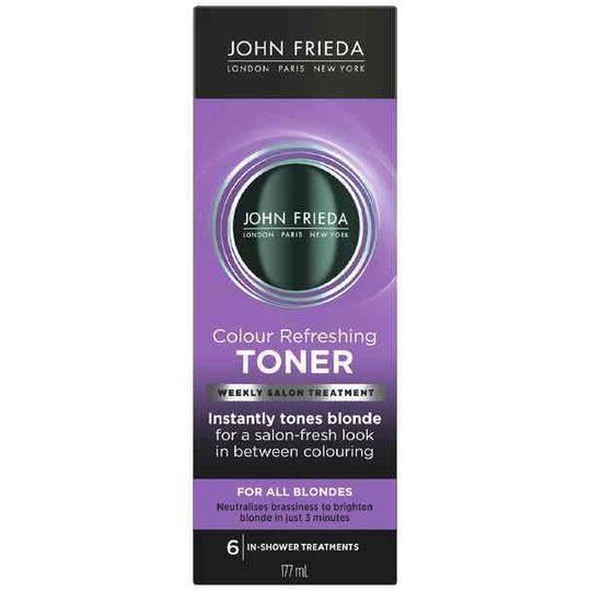 John Frieda Colour Refresh Toner Blonde