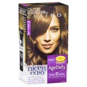 Clairol Nice'n Easy Age Defy-5g Med Golden Brown