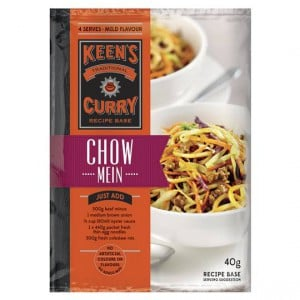 Keens Chow Mein