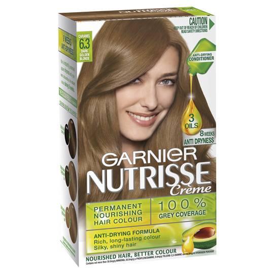 Garnier Nutrisse Hair Colour 6.3 Praline Ratings - Mouths of Mums