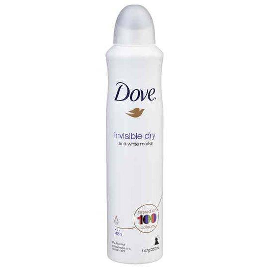 Dove Women Invisible Dry Antiperspirant Deodorant Anti White Marks