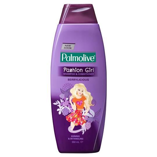 Palmolive Naturals Kids 2in1 Fashion Berrylicious Shampoo & Conditioner