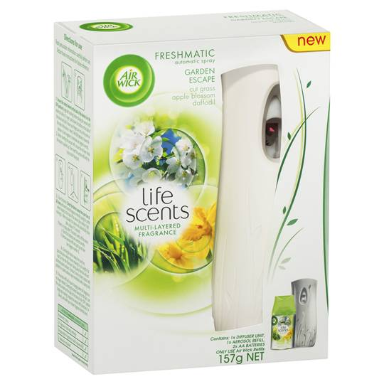 Air Wick Life Scents Freshmatic Device Winter Moments
