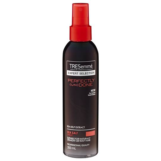 Tresemme Hair Hairspray Perfectly Undone