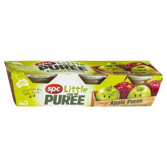 Spc Apple Puree