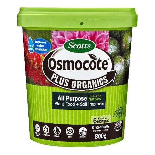 Scotts Osmocote Plus Organics