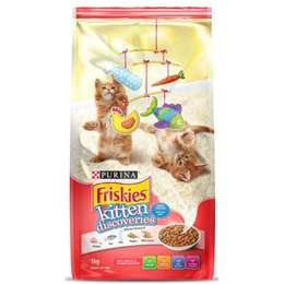 jessm2290 reviewed Friskies Kitten Discoveries