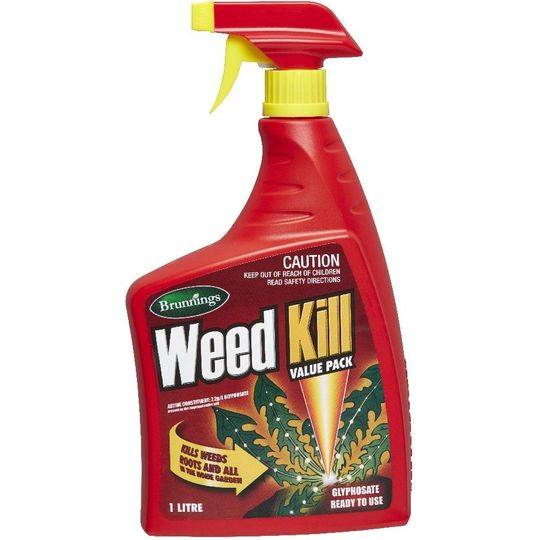 Brunnings Ready To Use Weed Kill