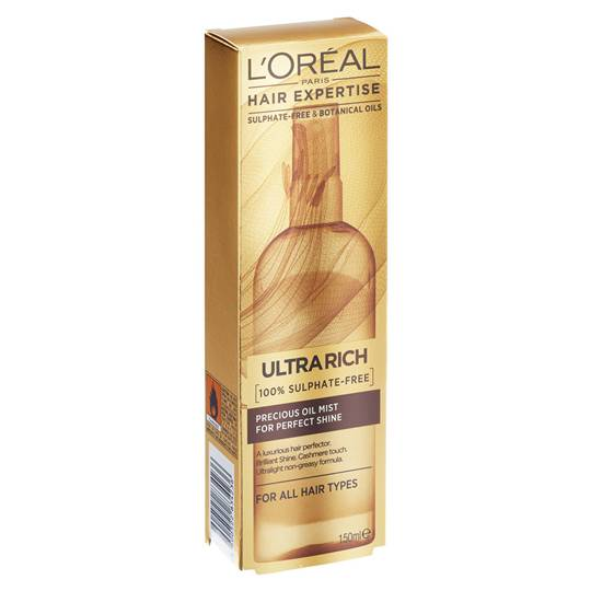 L'oreal Hair Expertise Ultrarich Precious Oil Mist