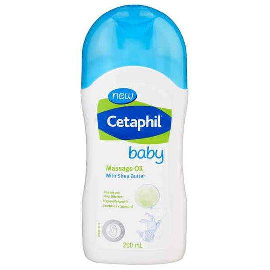 Cetaphil Baby Massage Oil With Shea Butter Ratings