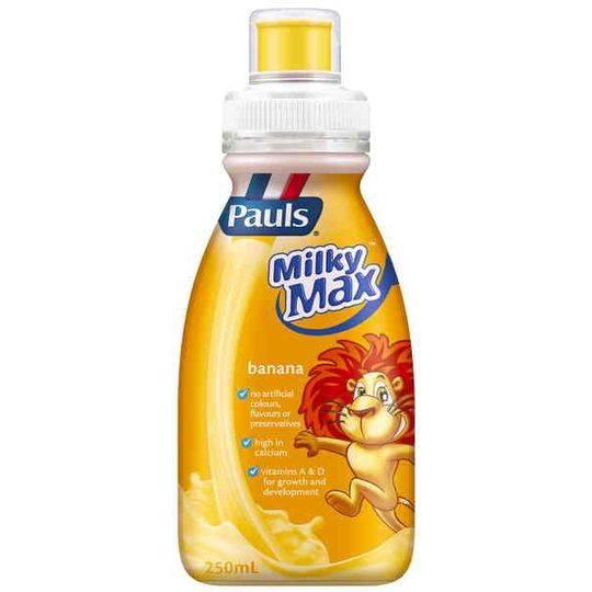 Pauls Milky Max Banana Flavoured Milk
