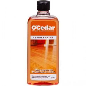 Ocedar Clean & Shine Floor Polish