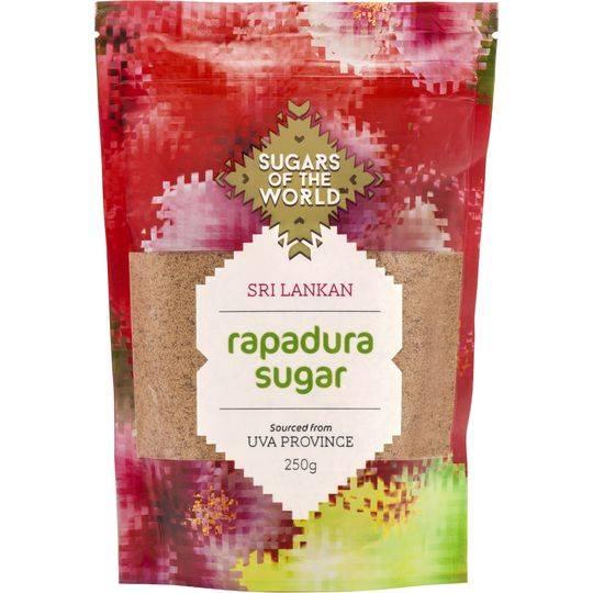 Sugars Of The World Sri Lankan Rapadura Sugar