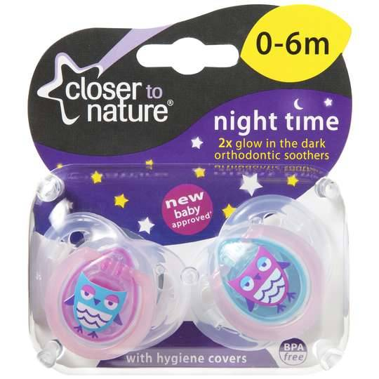 Closer To Nature Night Time Soother