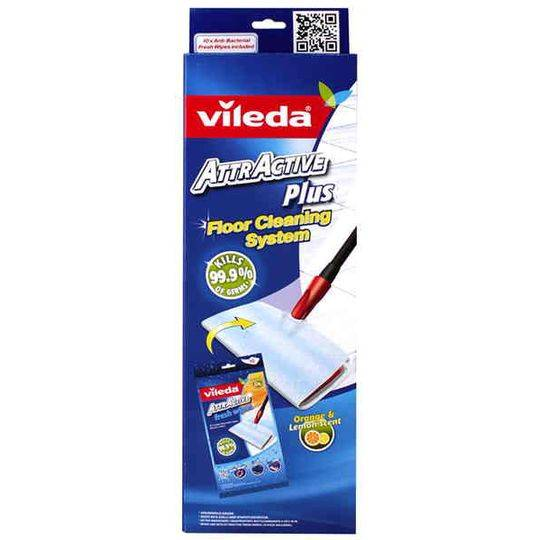 Vileda Attractive Plus Floor Cleaning Kit