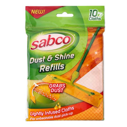 Sabco Dust And Shine Floor Swish Refill Ratings Mouths