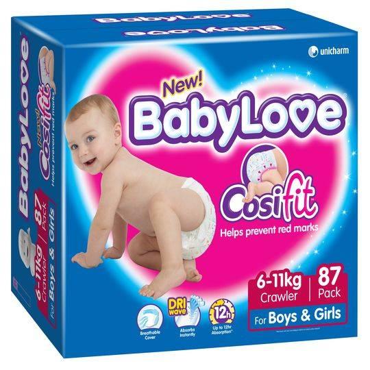 Babylove Cosifit Jumbo Crawler