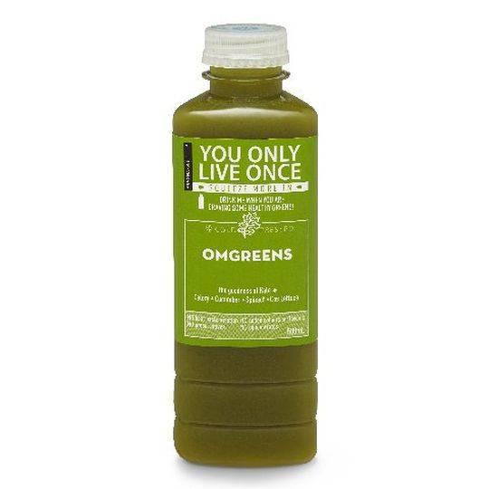 Yolo Omgreens Drink